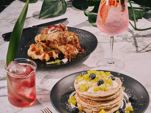 The Alchemist Leeds has launched a new Boundless Brunch package