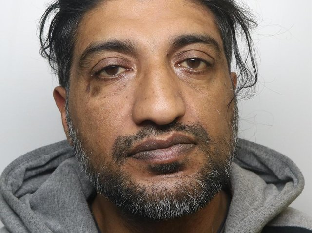 Nadeem Fayyaz Hussain was jailed for 19 months for assaulting his partner and perverting justice.