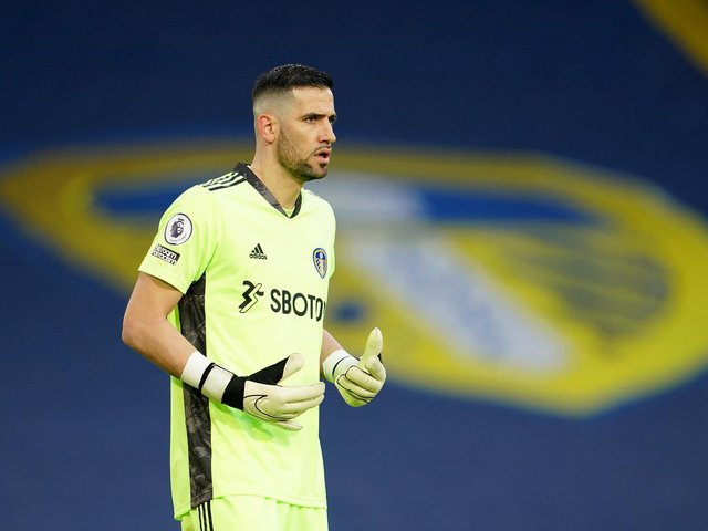 LOANED OUT - Former Real Madrid goalkeeper Kiko Casilla has left Leeds United to go out on loan for the 2021/22 season. Pic: Getty