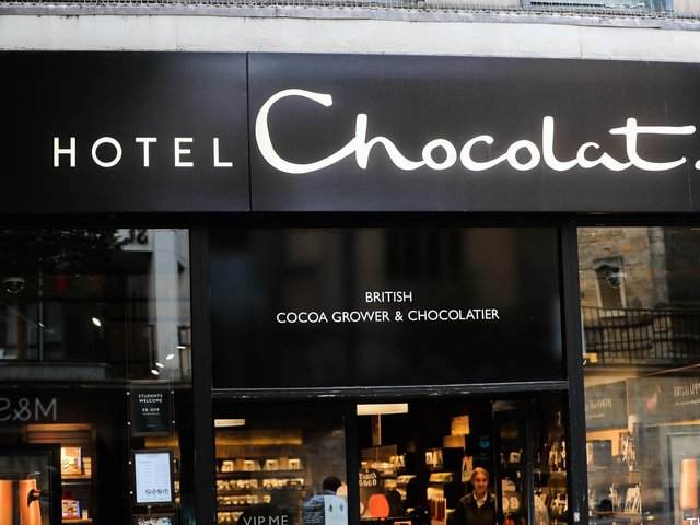 Library image of a Hotel Chocolat store
