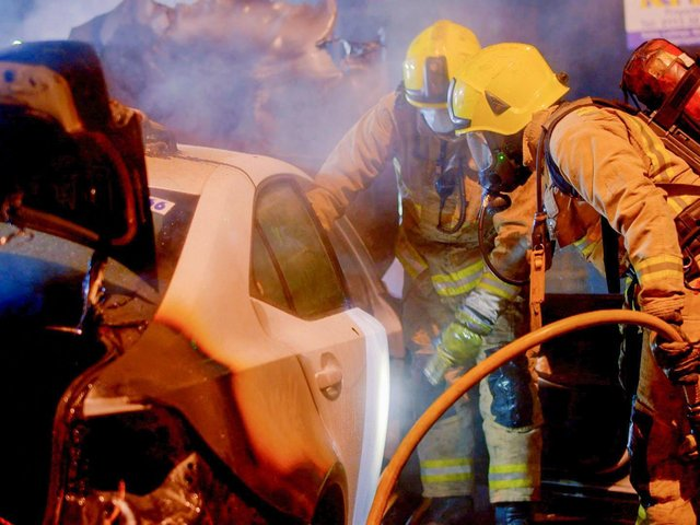 Yorkshire Firefighters, a new BBC Two series commissioned by BBC England, will light up viewers' television screens this summer. (BBC)