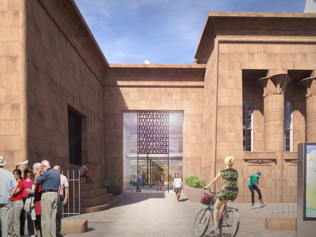 Senior councillors will be asked to back plans to inject up to £5m of funding into the The British Library project next week.