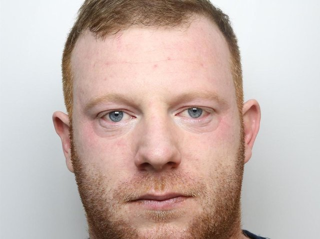 'Bully' Daniel Cartwright was jailed for four years after pleading guilty to using coercive and controlling behaviour against two women.