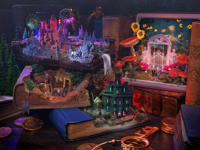 Tick Tock Unlock has revealed plans to launch 'The Library of Broken Books'.