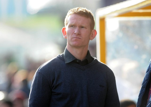 Featherstone Rovers coach James Webster is positive about the 1895 Cup final taking place but he won't be at Wembley to oversee the match. Picture: Simon Hulme.