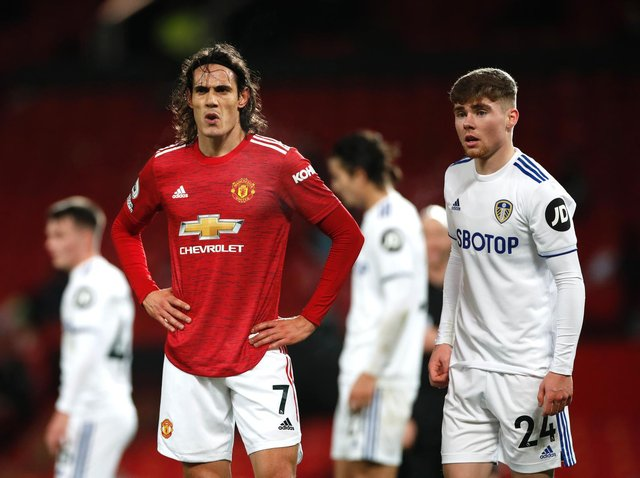 UNCLEAR PICTURE - Leif Davis needs game time but played just twice for Leeds United in the Premier League last season as a substitute. Pic: Getty