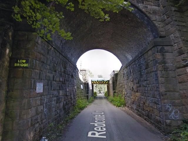 Redcote Lane, Kirkstall (photo: Google).