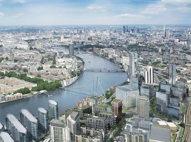 London's Thames Bridge is using UtterBerry's sensors.