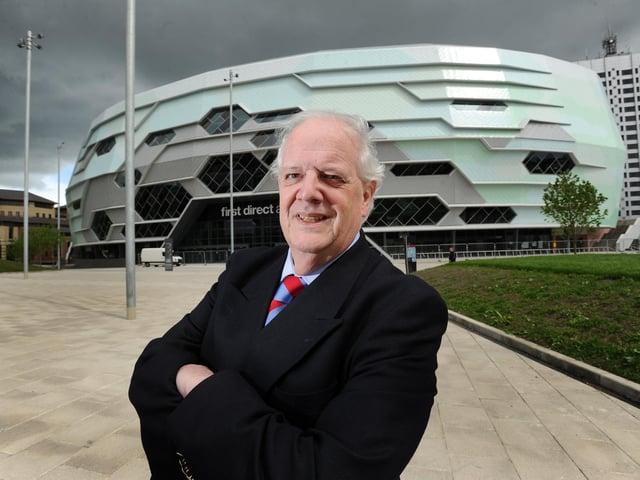 Leeds Conservatives leader Coun Andrew Carter