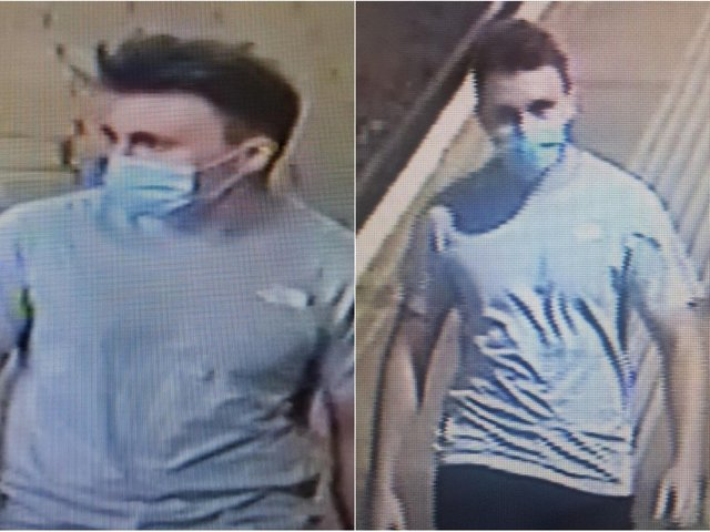 Have you seen this man? (Photo: BTP)