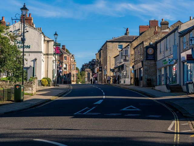 The council said it has had 79 letters of objection to the plans, with concerns such as traffic congestion, floods and green belt among the many complaints. Pictured: Wetherby