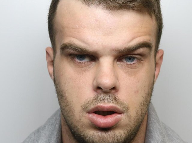 Andrew Batty was jailed for two years at Leeds Crown Court.
