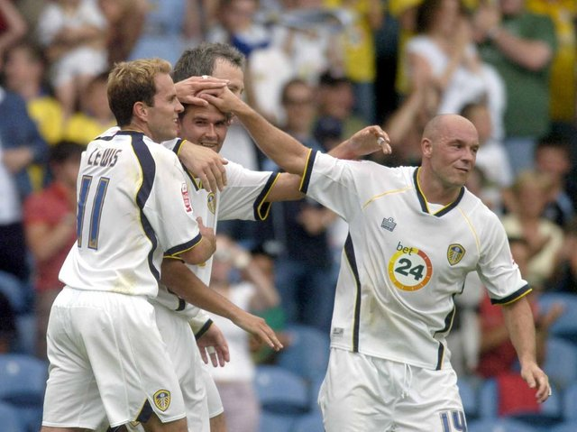 Enjoy these photo memories from Leeds United's 1-0 win against Norwich City in August 2006. PIC: James Hardisty