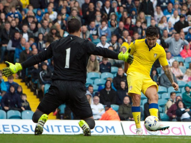 Enjoy these photo memories from Leeds United's 2-0 pre-season win against Everton at Elland Road. PIC: Varley Picture Agency