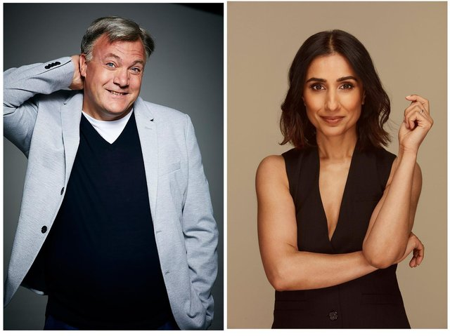 Ed Balls and Anita Rani will discuss their memoirs at this year's Ilkley Literature Festival.