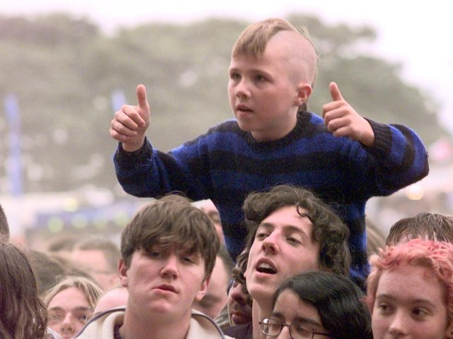 Enjoy these photo memories of Leeds Festival in 1999 and 2000. PIC: