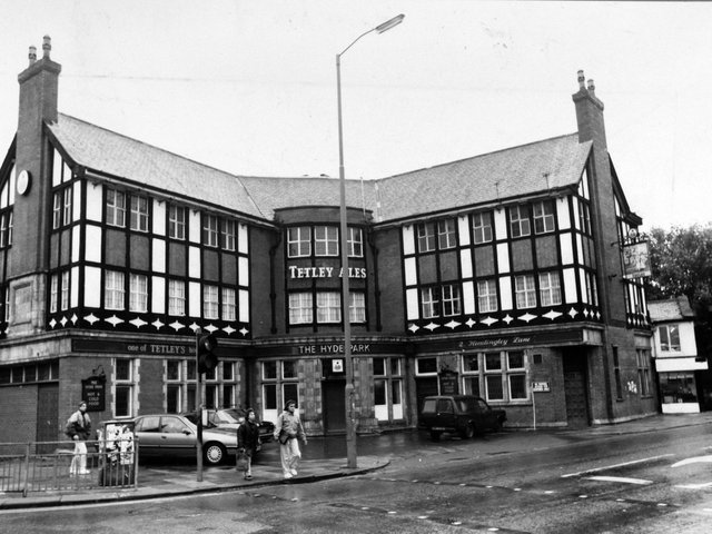Go around Leeds pubs in 1991. How many were you a regular in?