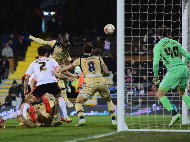 Enjoy these photo memories from Leeds United's 3-0 win against Fulham at Craven Cottage in March 2015. PIC: Getty