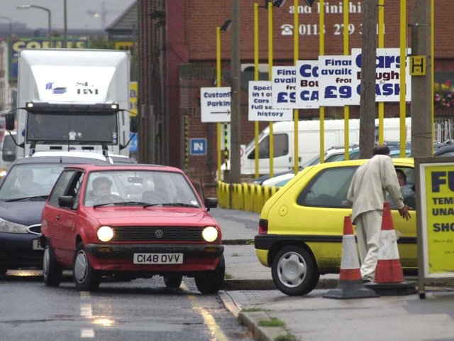 Do you remember the long queues at the petrol pumps in September 2000? PIC: James Hardisty