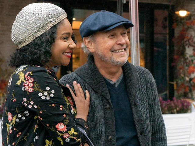 Billy Crystal and Tiffany Haddish star in the new comedy-drama telling the story of an unexpected but fulfilling friendship