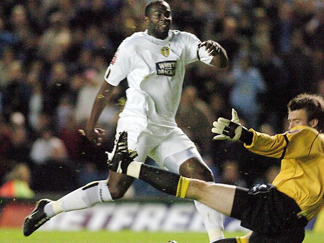 Enjoy these photo memories from Leeds United second round Carling Cup clash against Swindwon Town at Elland Road in September 2004. PIOC: Jonathan Gawthorpe