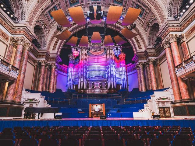 Leeds Victoria Hall. Image Natalia_Maciejuk