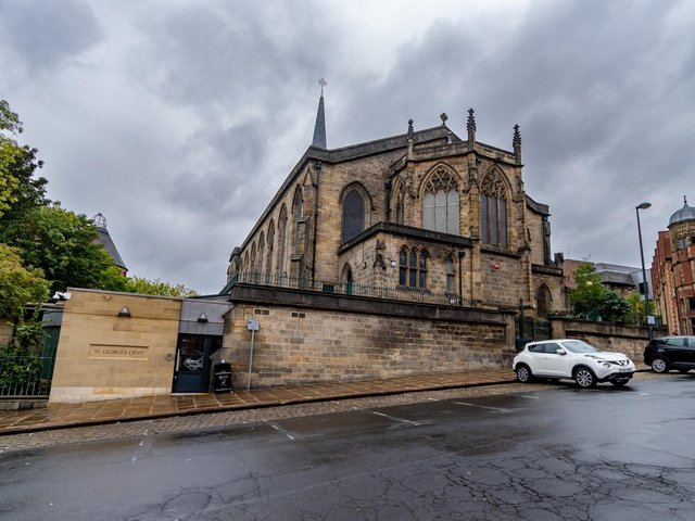St George's Crypt. Picture: James Hardisty