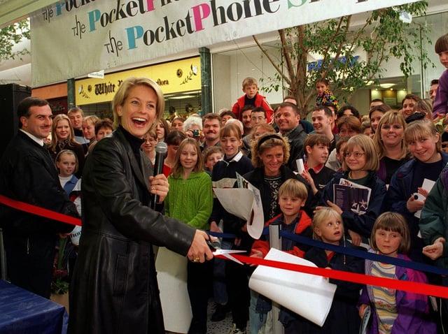 Enjoy these photo memories of Leeds in October 1997. PIC: James Hardisty