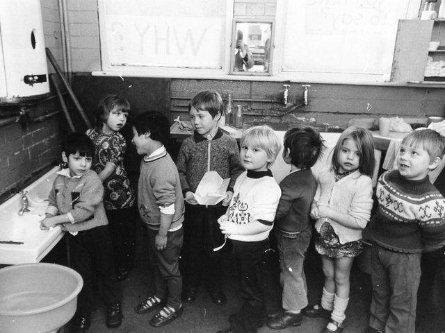 Enjoy these photo memories of Leeds schools and colleges in the 1970s.
