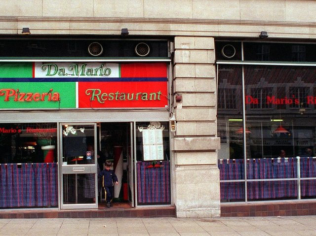 Enjoy these photo memories celebrating the Leeds restaurants you probably visited during the mid-1990s. PIC: Mark Bickerdike