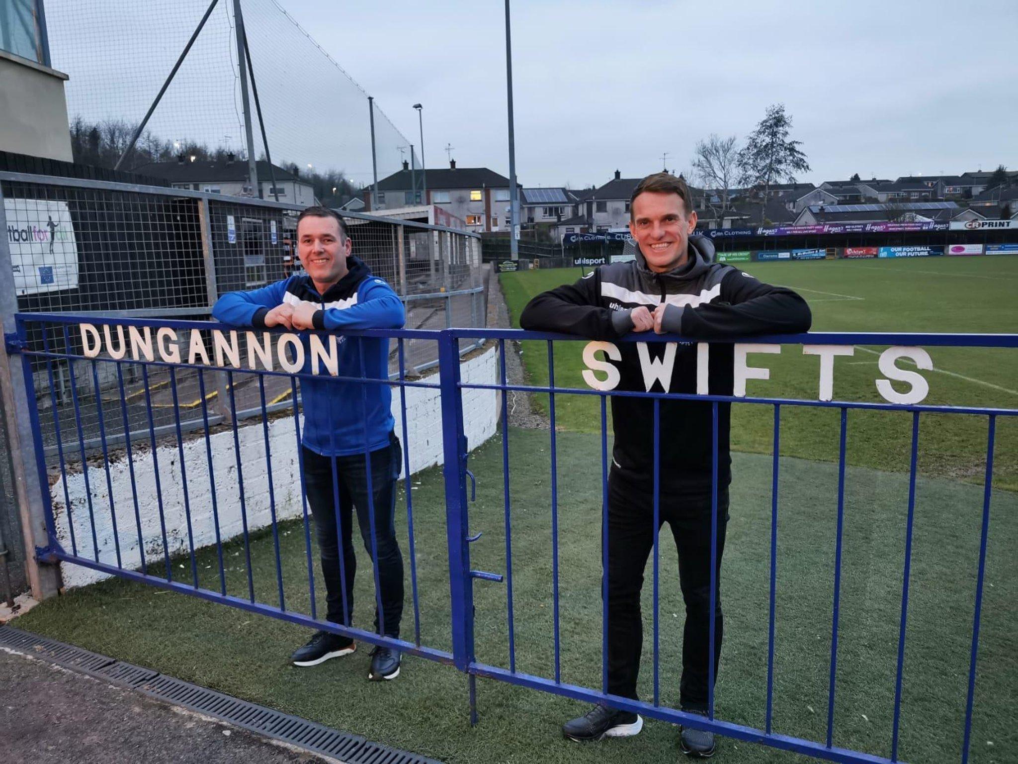 Dean Shiels appointed Dungannon Swifts boss | Belfast News Letter