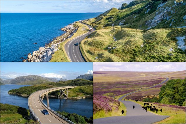 The UK's best road trips
