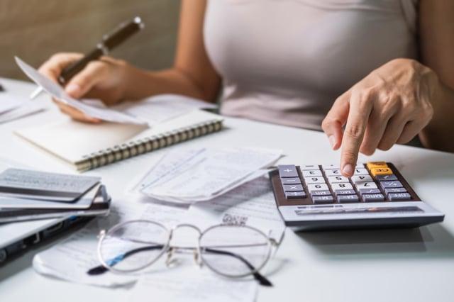 Rishi Sunak said the tax-free personal allowance will be frozen until 2026 (Shutterstock)