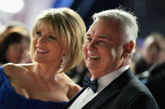 Everything you need to know about Eamonn Holmes and Ruth Langsford departing from their regular This Morning spot (Photo: Jeff Spicer/Getty Images)