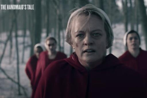 The Handmaid's Tale has returned to Hulu for a fourth season (Picture: Hulu)