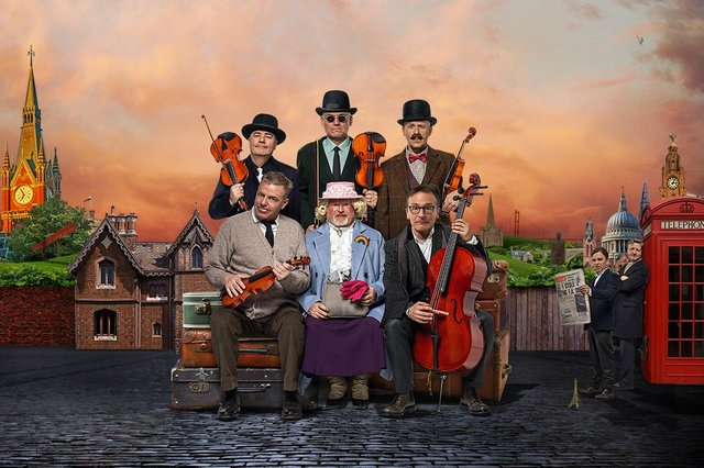Madness bringing their Ladykillers Tour to Leeds First Direct Arena