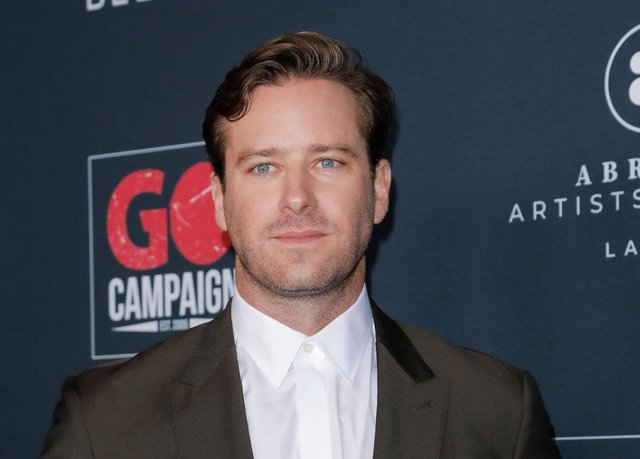 Armie Hammer has been accused of rape. The actor denies the claim (Getty Images)