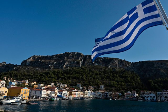 It is hoped that Greece will officially begin its tourism season in mid-May (Getty Images)