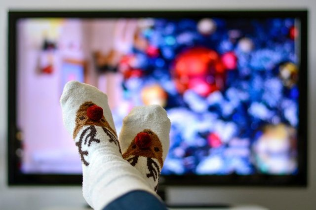 People will be excited to put their feet up in front of the TV after a tough year (Shutterstock)