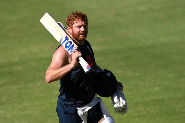 Jonny Bairstow has been retained by Sunrisers Hyderabad for IPL 2021. Pic: Getty.