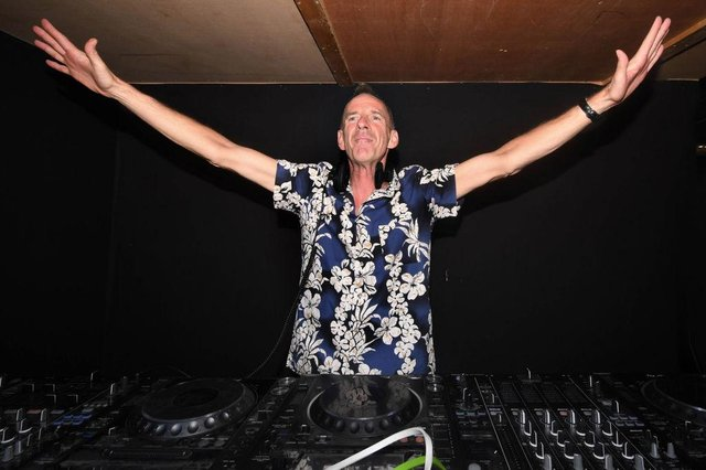 Norman Cook 'Fatboy Slim' performing in 2017 (Photo: Stuart C. Wilson/Getty Images)