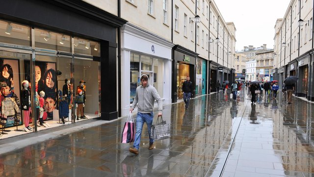 The British high street looks very different to ten years ago