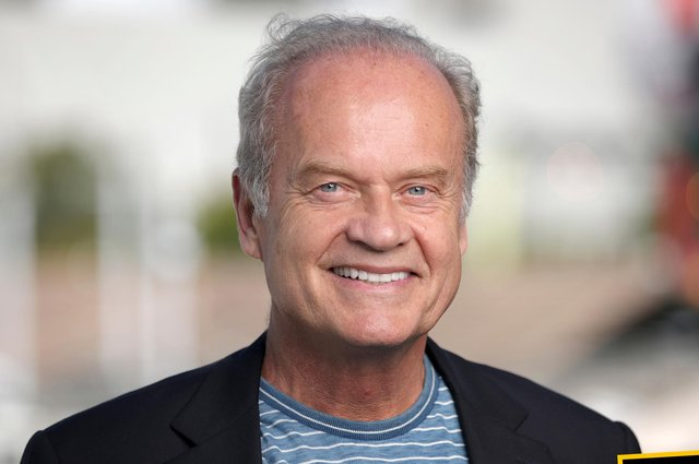 Kelsey Grammer is set to reprise his role as Frasier Crane in a reboot of the popular '90s spin-off of the US sitcom Cheers. (Pic: Getty Images)