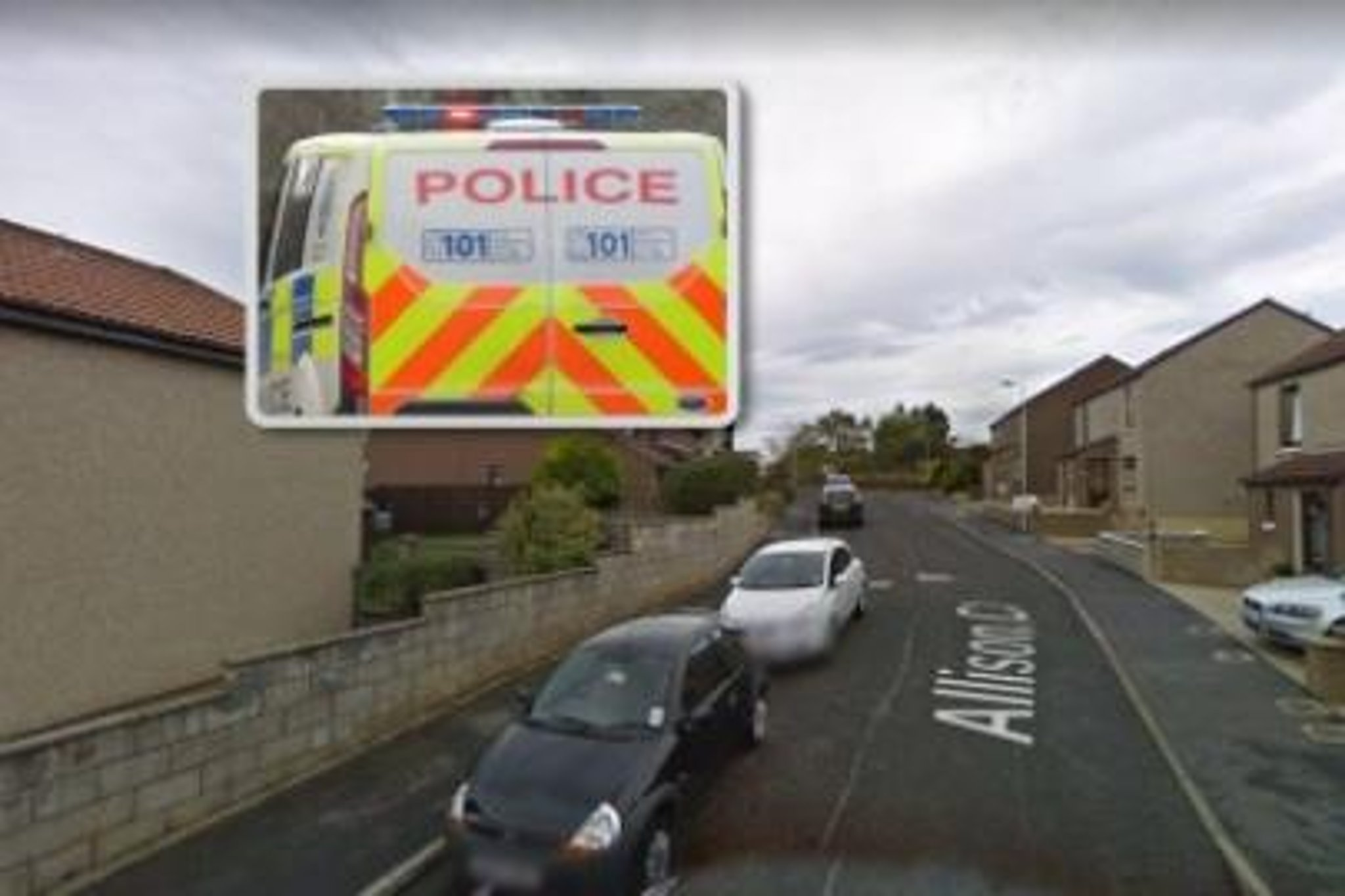 Neighbours of woman who lay dead in Aberdeen home 'for years' say they 'never knew she existed'