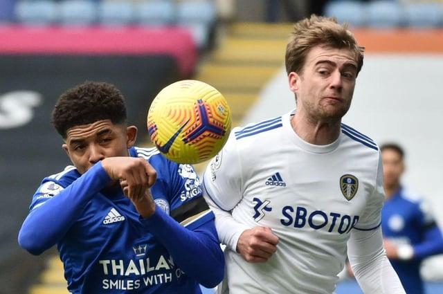 Leeds United's Patrick Bamford. (Photo by RUI VIEIRA/POOL/AFP via Getty Images)