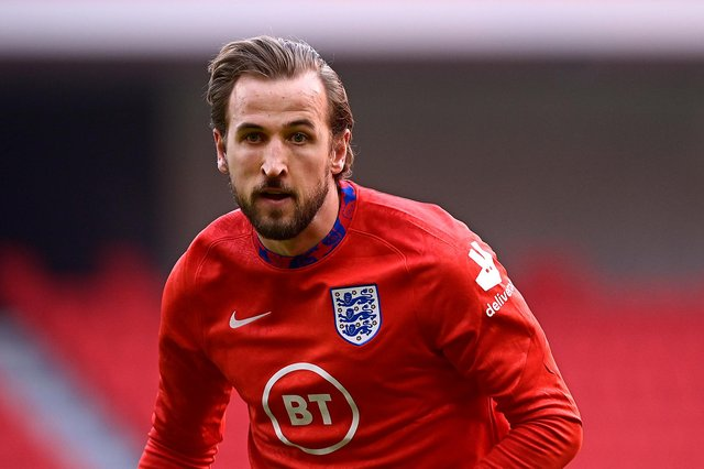 Will Harry Kane get the nod from Gareth Southgate to start for England against Poland in the next FIFA World Cup 2022 Qatar qualifying match? (Pic: Getty Images)