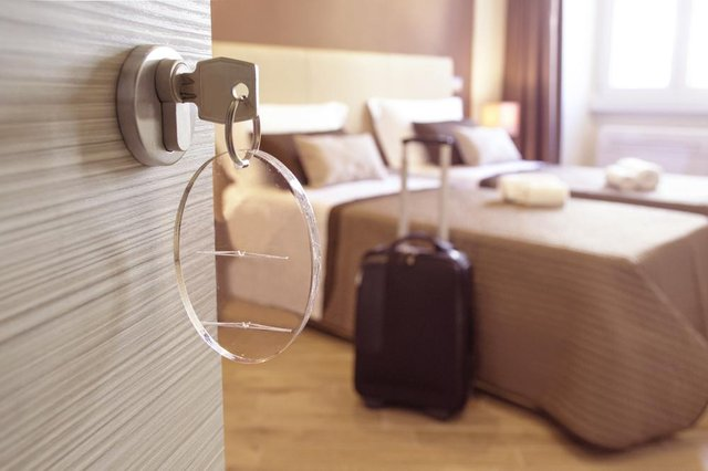 What can guests expect when staying in hotels, campsites and self-catering accommodation?