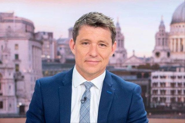 Ben Shephard is set to take over from Piers Morgan (ITV)