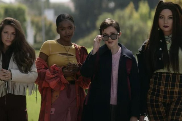 The Craft: Legacy focuses on a new generation of young witches (Photo: Sony Pictures)