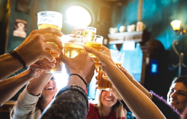 Virtual pub quizzes have become popular during lockdown, with competitors using apps such as Zoom and Houseparty to stay in touch with friends (Shutterstock)